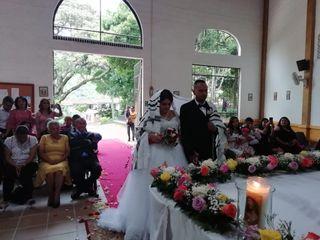 El matrimonio de Paula Andrea y Jorge  2