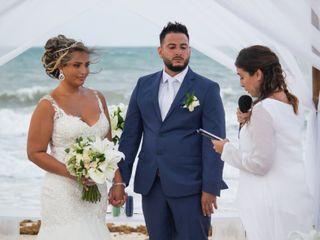 El matrimonio de Jessica y Jonathan