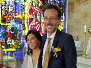 El matrimonio de Natalia y Laurent 1