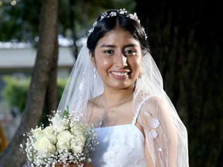 El matrimonio de Daniel y Claudia 3