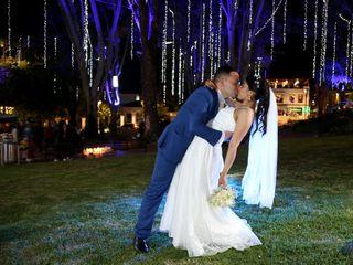 El matrimonio de Daniel y Claudia