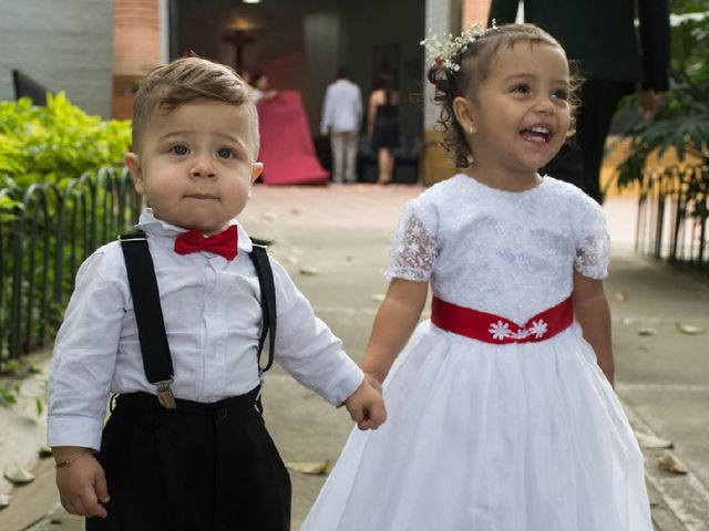 El matrimonio de Jorge  y Paula Andrea en Medellín, Antioquia 5