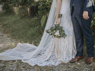 El matrimonio de Catherine y Jean Piere 2