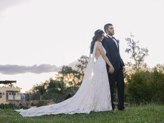 El matrimonio de Catherine y Jean Piere