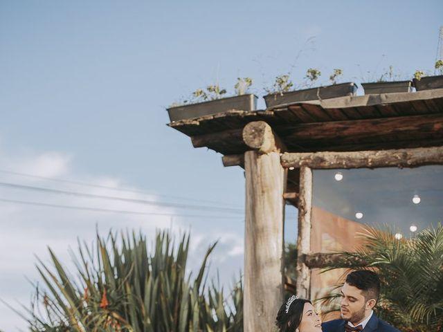 El matrimonio de Jean Piere y Catherine en Medellín, Antioquia 1