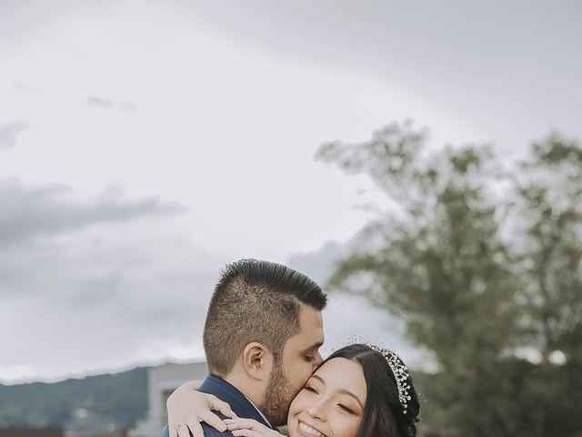 El matrimonio de Jean Piere y Catherine en Medellín, Antioquia 18