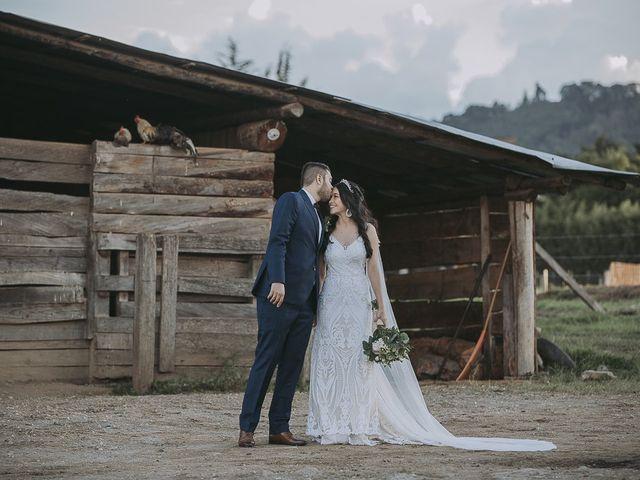 El matrimonio de Jean Piere y Catherine en Medellín, Antioquia 21