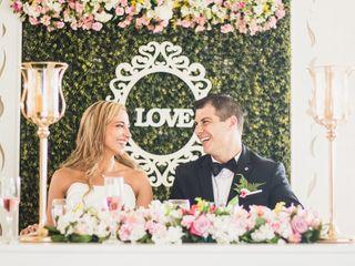 El matrimonio de Diana y Mitchel