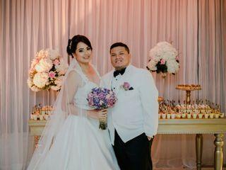 El matrimonio de Auristela  y Oswaldo