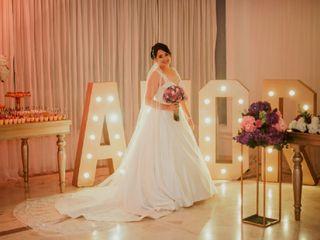 El matrimonio de Auristela  y Oswaldo  2