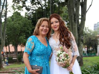 El matrimonio de Manuel y Jeimy 3