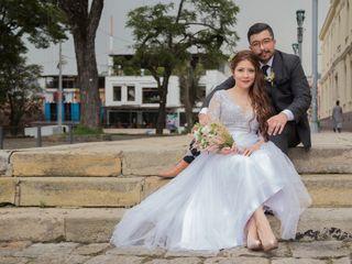 El matrimonio de Manuel y Jeimy