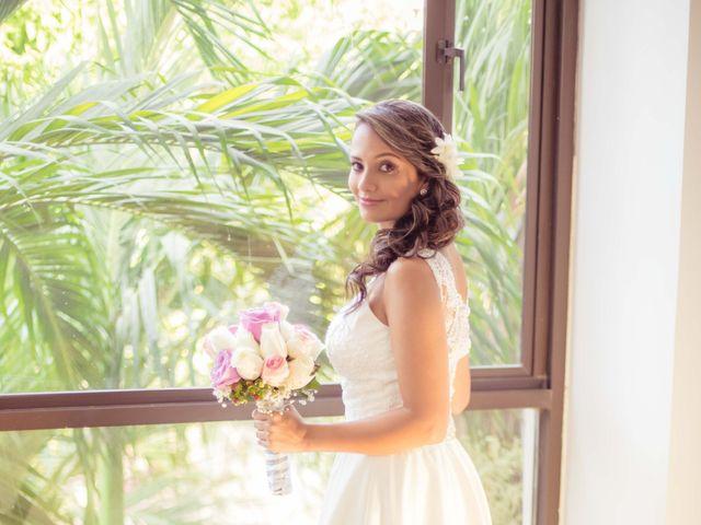 El matrimonio de Nestor y Nancy en Santa Marta, Magdalena 11