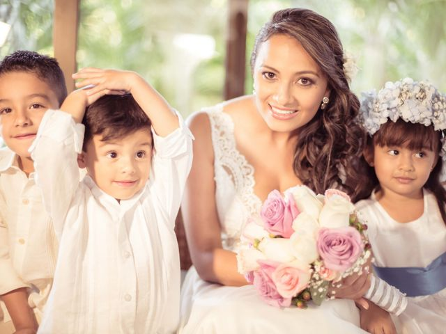 El matrimonio de Nestor y Nancy en Santa Marta, Magdalena 13