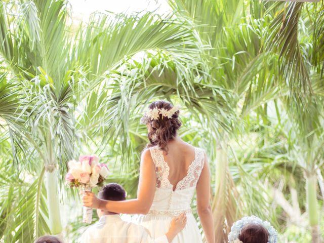 El matrimonio de Nestor y Nancy en Santa Marta, Magdalena 14