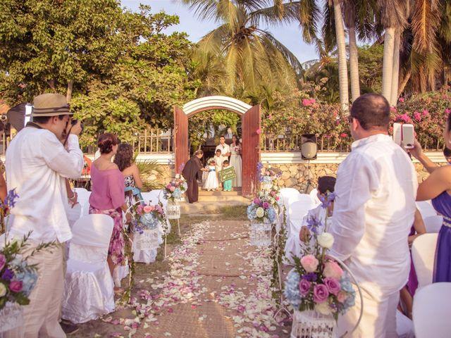 El matrimonio de Nestor y Nancy en Santa Marta, Magdalena 18