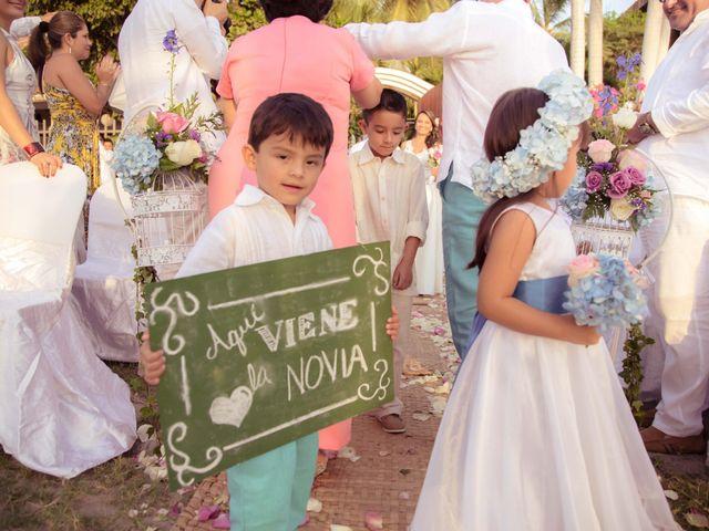 El matrimonio de Nestor y Nancy en Santa Marta, Magdalena 19