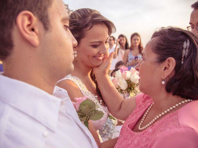 El matrimonio de Nestor y Nancy en Santa Marta, Magdalena 21