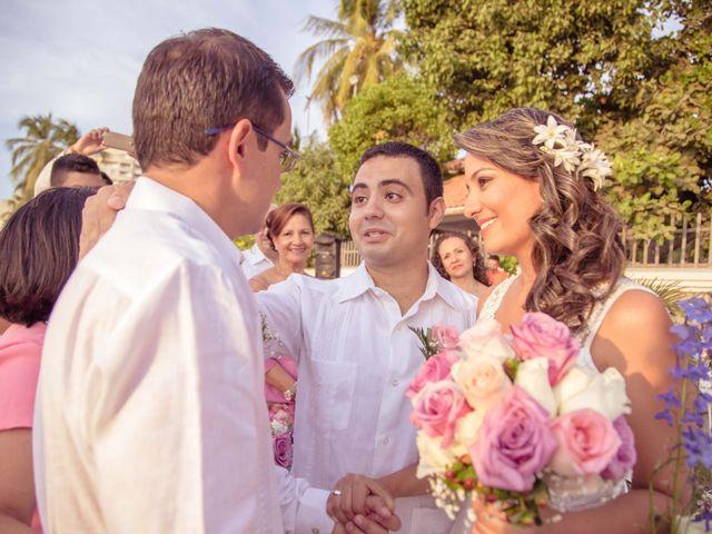 El matrimonio de Nestor y Nancy en Santa Marta, Magdalena 22