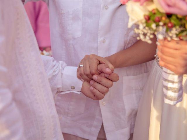 El matrimonio de Nestor y Nancy en Santa Marta, Magdalena 23