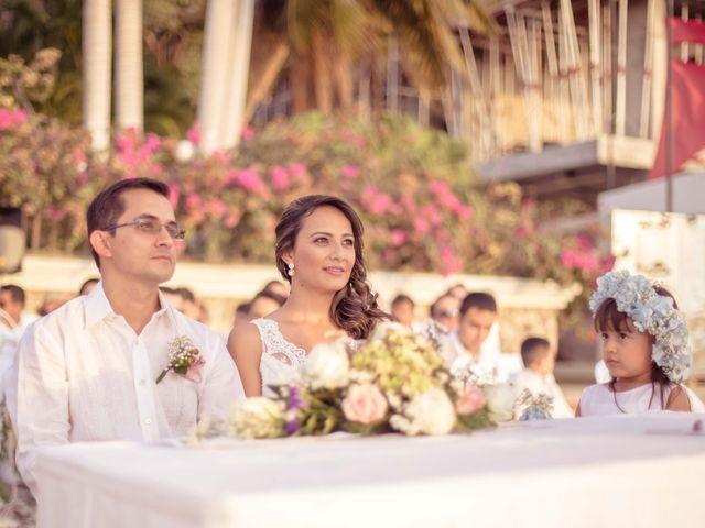 El matrimonio de Nestor y Nancy en Santa Marta, Magdalena 24