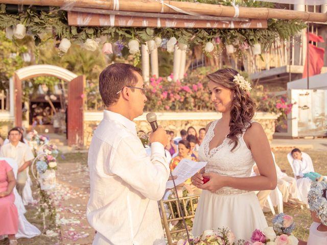 El matrimonio de Nestor y Nancy en Santa Marta, Magdalena 25