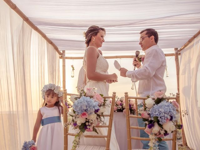 El matrimonio de Nestor y Nancy en Santa Marta, Magdalena 26