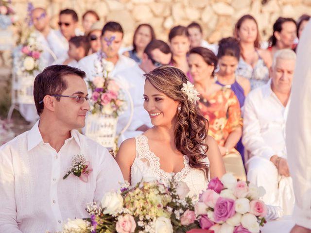 El matrimonio de Nestor y Nancy en Santa Marta, Magdalena 30