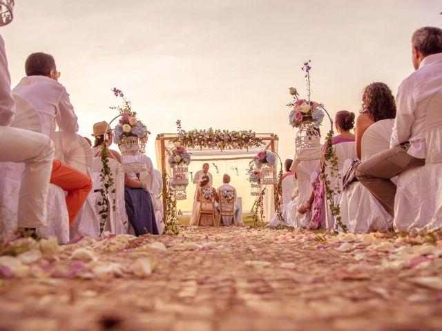 El matrimonio de Nestor y Nancy en Santa Marta, Magdalena 32