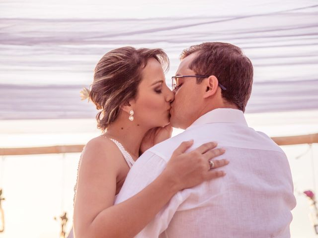 El matrimonio de Nestor y Nancy en Santa Marta, Magdalena 34