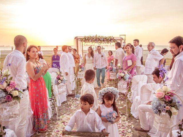 El matrimonio de Nestor y Nancy en Santa Marta, Magdalena 37