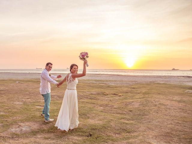 El matrimonio de Nestor y Nancy en Santa Marta, Magdalena 38