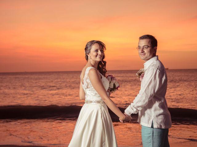 El matrimonio de Nestor y Nancy en Santa Marta, Magdalena 42