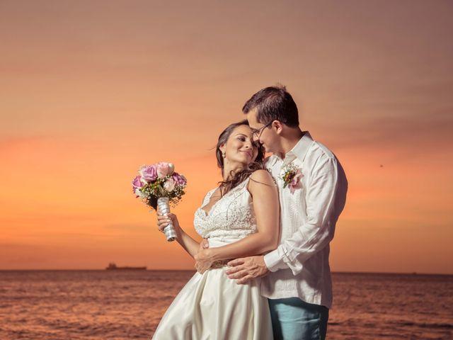 El matrimonio de Nestor y Nancy en Santa Marta, Magdalena 43