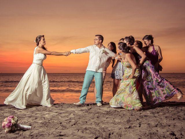 El matrimonio de Nestor y Nancy en Santa Marta, Magdalena 44