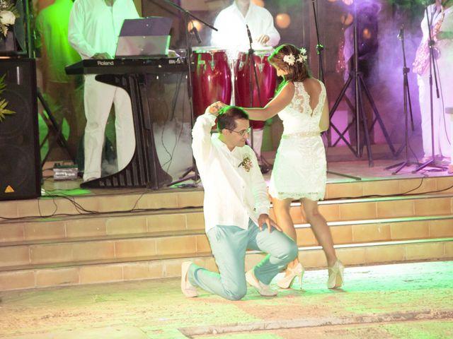 El matrimonio de Nestor y Nancy en Santa Marta, Magdalena 45