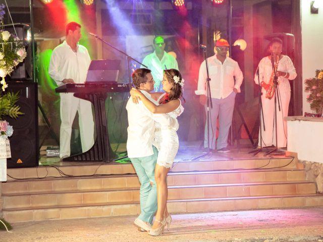El matrimonio de Nestor y Nancy en Santa Marta, Magdalena 46
