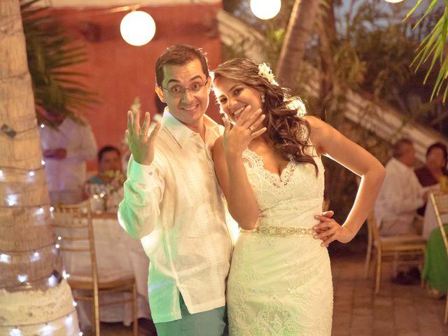 El matrimonio de Nestor y Nancy en Santa Marta, Magdalena 47