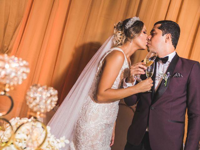 El matrimonio de OOO y DDD en Barranquilla, Atlántico 1