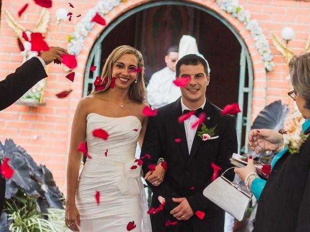 El matrimonio de Mitchel y Diana en El Cerrito, Valle del Cauca 21