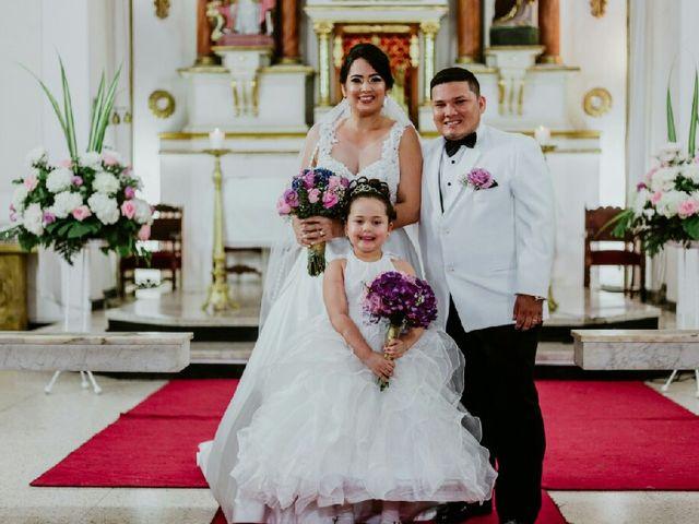 El matrimonio de Oswaldo  y Auristela  en Barranquilla, Atlántico 11