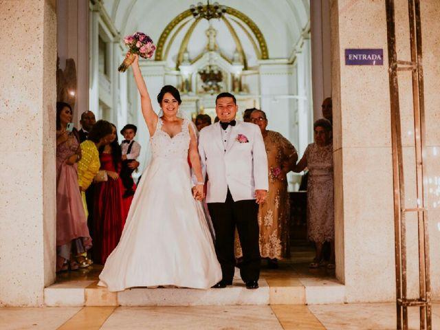 El matrimonio de Oswaldo  y Auristela  en Barranquilla, Atlántico 13