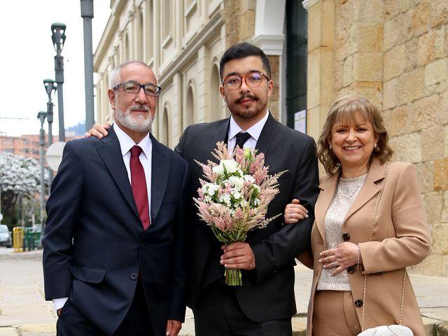 El matrimonio de Jeimy y Manuel en Bogotá, Bogotá DC 4