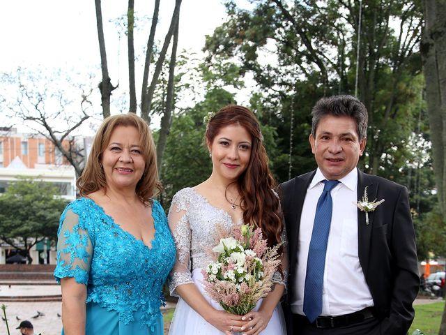 El matrimonio de Jeimy y Manuel en Bogotá, Bogotá DC 6