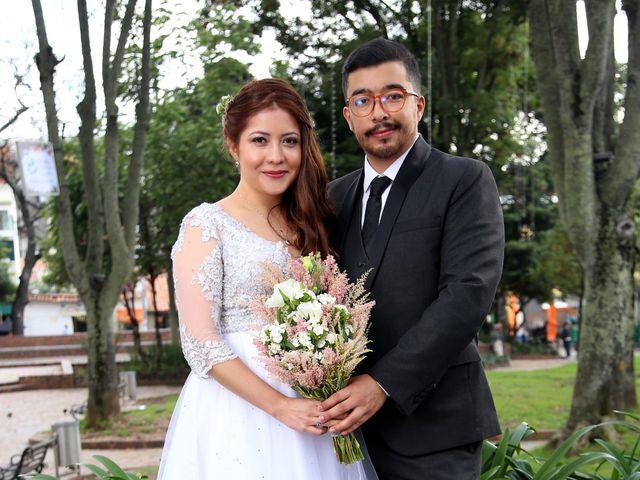El matrimonio de Jeimy y Manuel en Bogotá, Bogotá DC 7