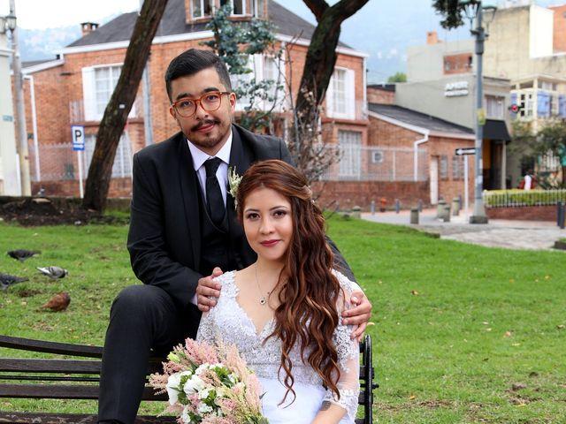 El matrimonio de Jeimy y Manuel en Bogotá, Bogotá DC 8