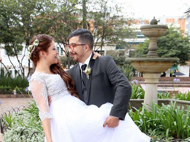 El matrimonio de Jeimy y Manuel en Bogotá, Bogotá DC 9
