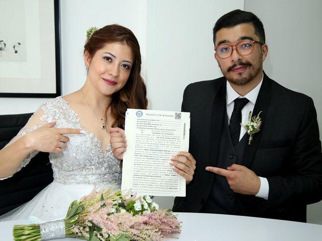 El matrimonio de Jeimy y Manuel en Bogotá, Bogotá DC 10