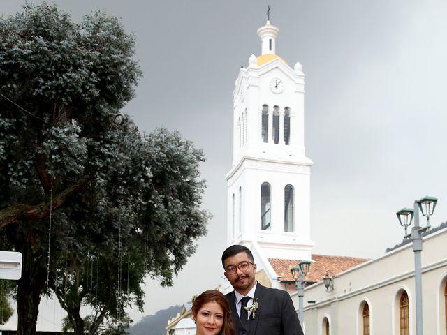 El matrimonio de Jeimy y Manuel en Bogotá, Bogotá DC 16