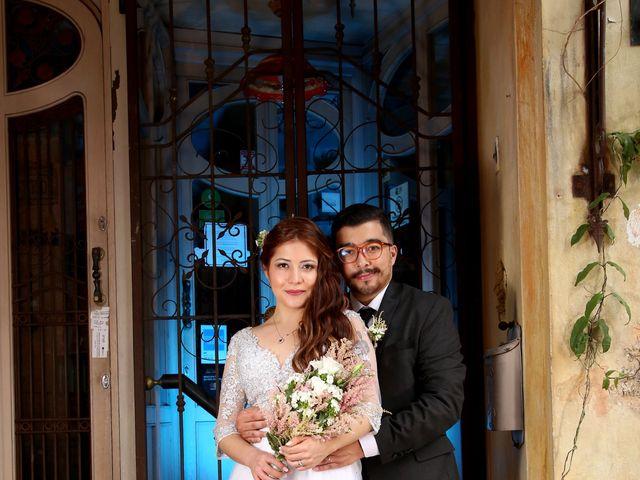 El matrimonio de Jeimy y Manuel en Bogotá, Bogotá DC 17
